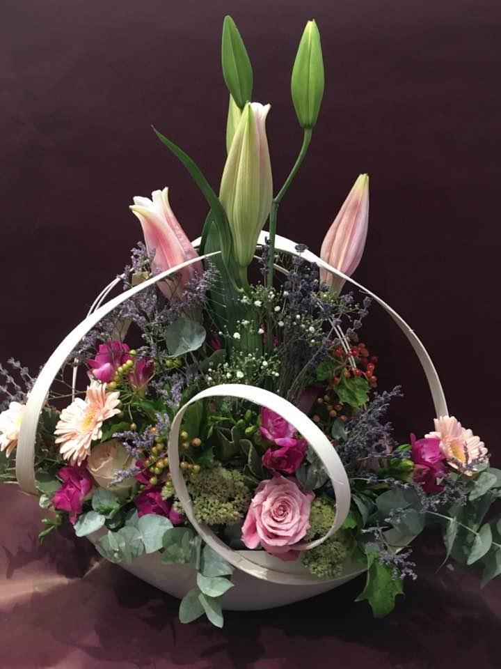 Composition de fleurs au meilleur prix qualit martigues for Le prix des fleurs