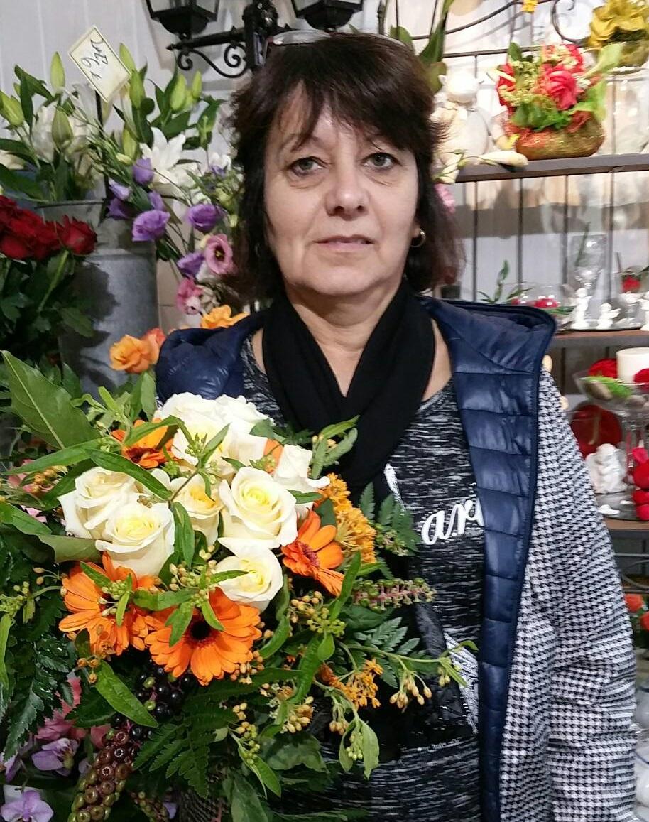 Martine pour martine fleurs fleuriste six fours les for Fleuristes et fleurs