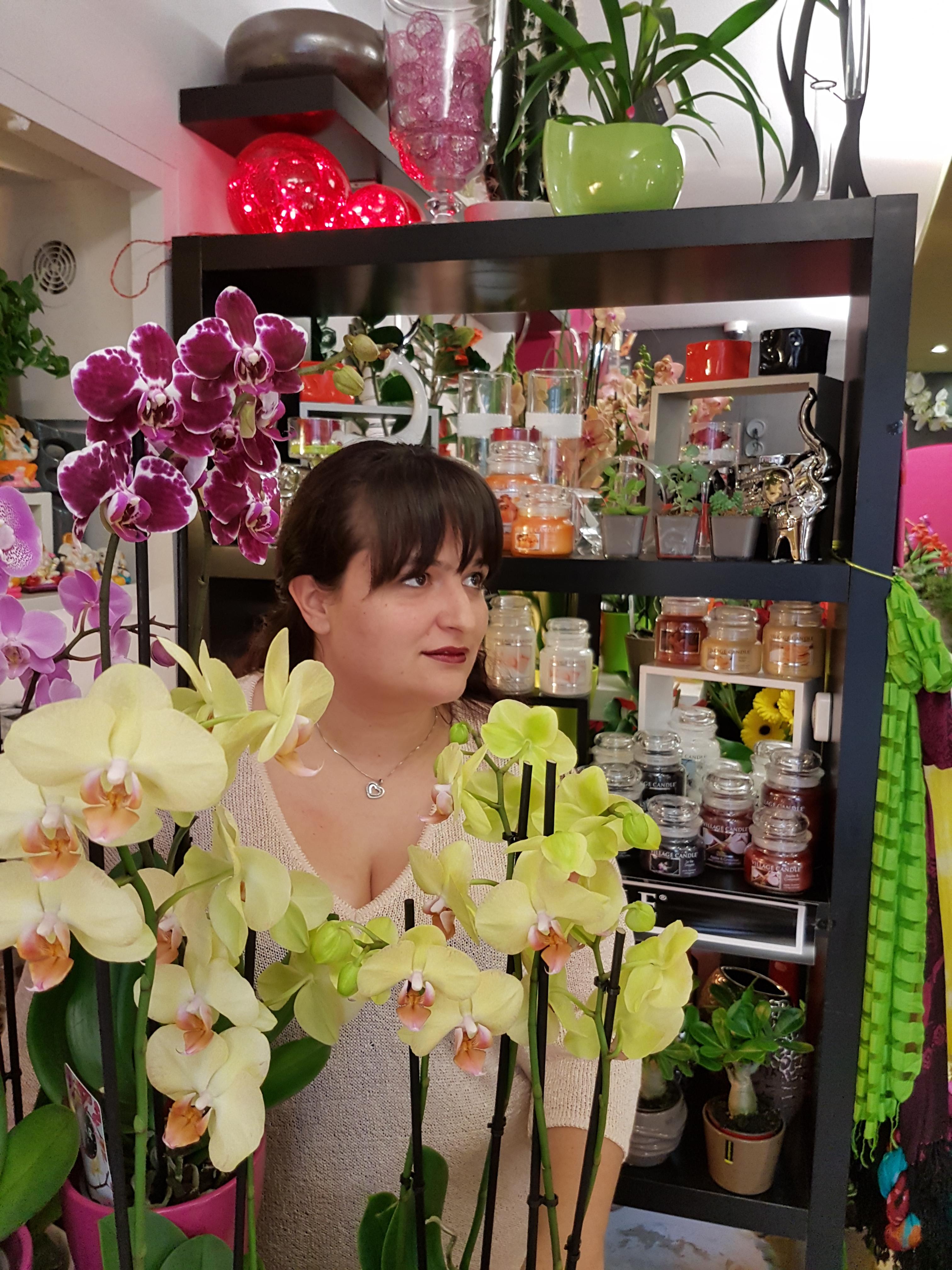 S verine pour ar home fleuriste piolenc 84420 for Fleuristes et fleurs