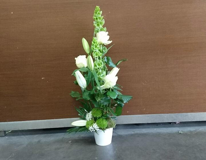 Composition de fleurs en direct meilleur prix qualit fleuriste - Initiatives fleurs et nature ...
