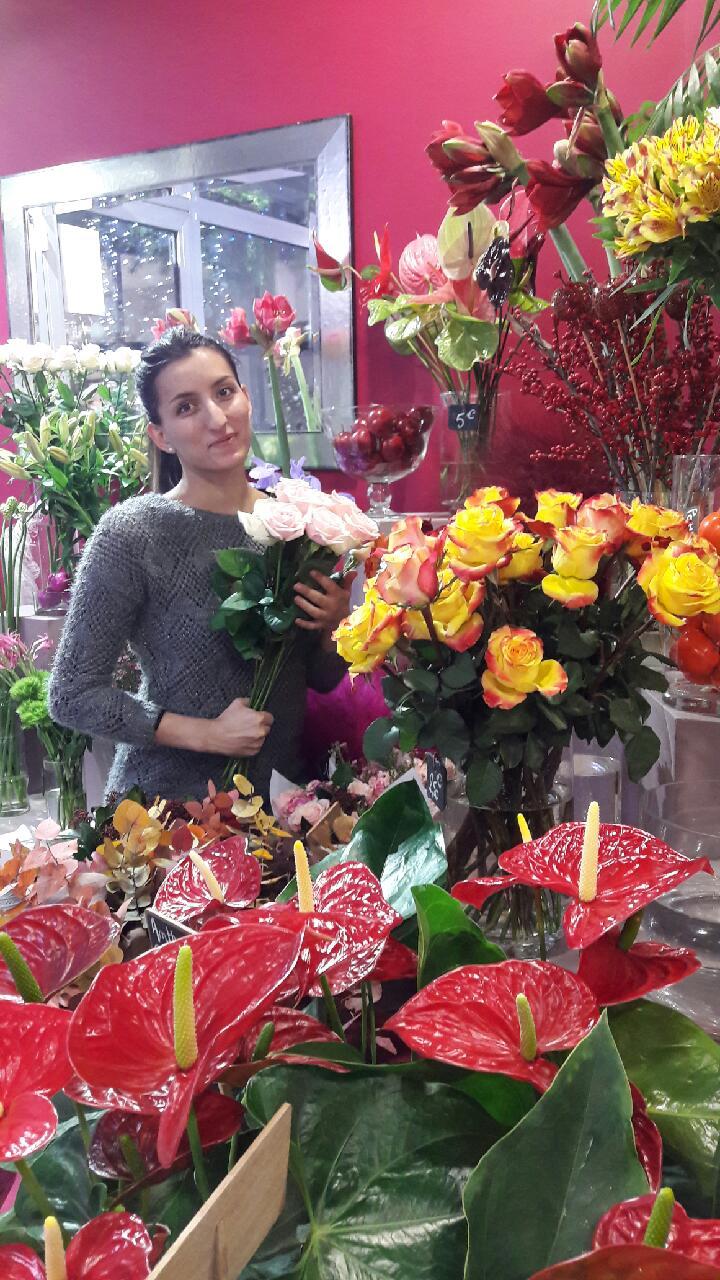Chlo pour les sens des fleurs fleuriste grigny 69520 for Fleuristes et fleurs