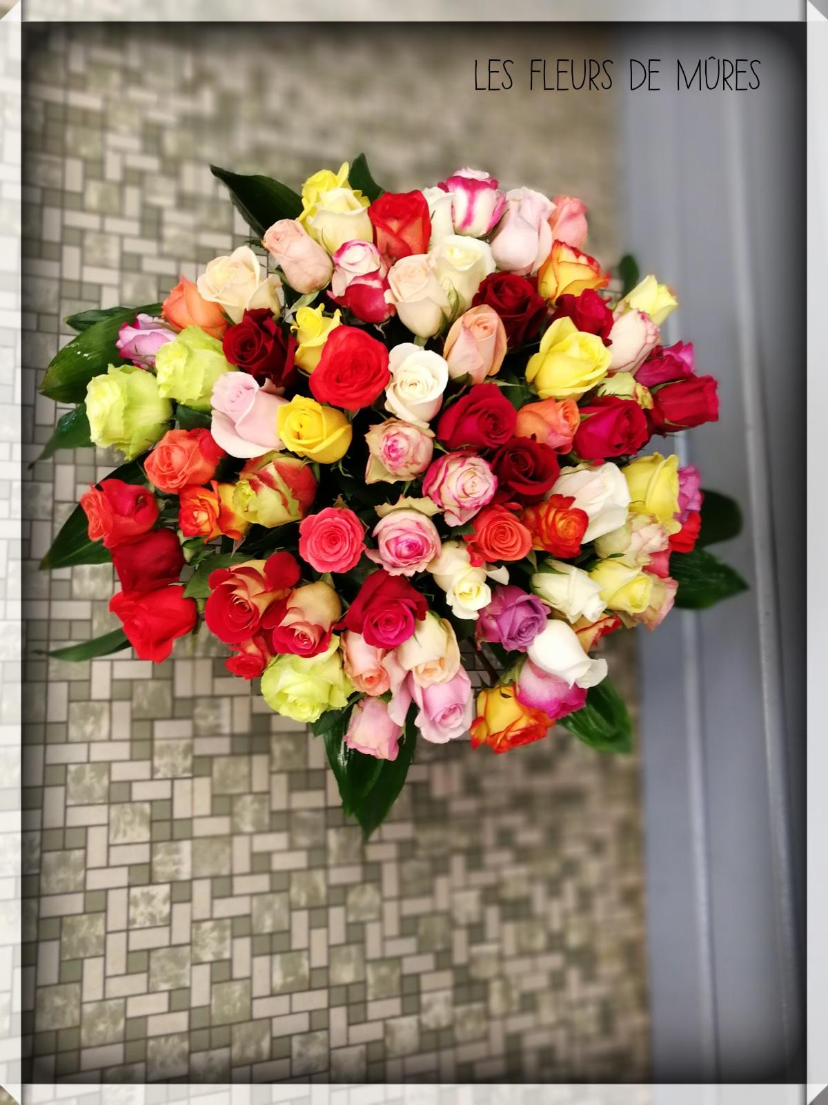 Bouquet de fleurs en direct meilleur prix qualit fleuriste for Les fleur