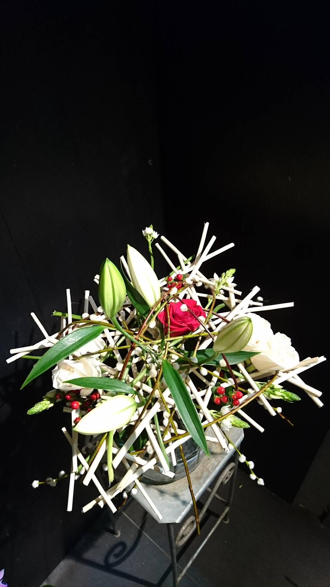 Cr ation florale en direct meilleur prix qualit fleuriste - Initiatives fleurs et nature ...