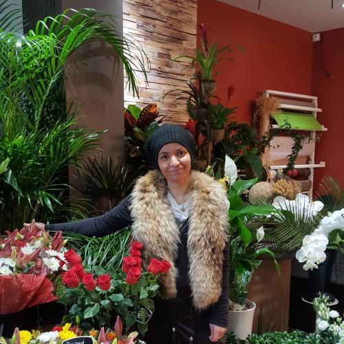 Mille et une passion pour les fleurs