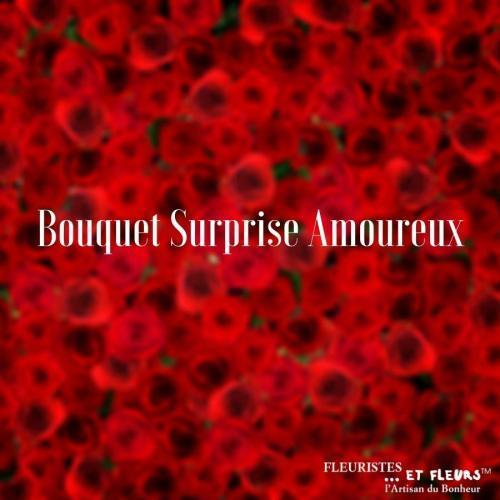 Bouquet Surprise Amoureux