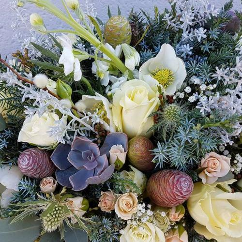 bouquet hivernal